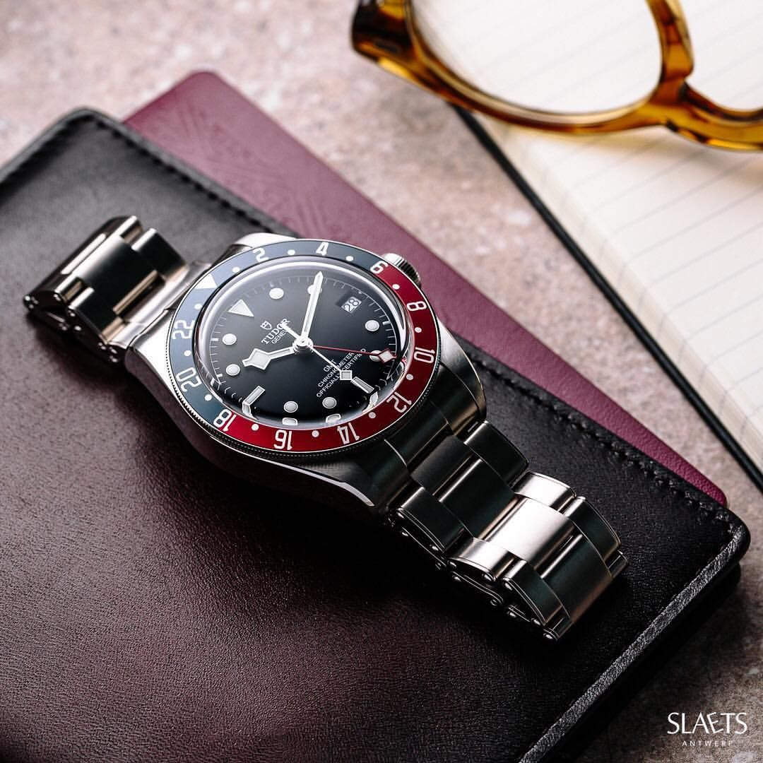 The Tudor Black Bay Gmt Is Tudor Black Bay Stylish Watches Men Rolex Watches