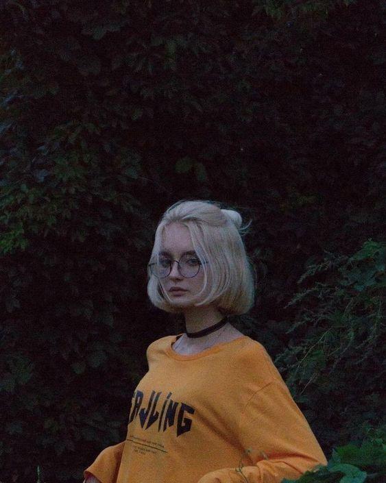 Aesthetic Tumblr Beautiful Girls Grunge Angel Girls By