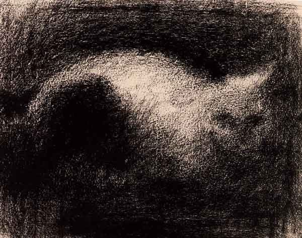 Image result for seurat charcoal