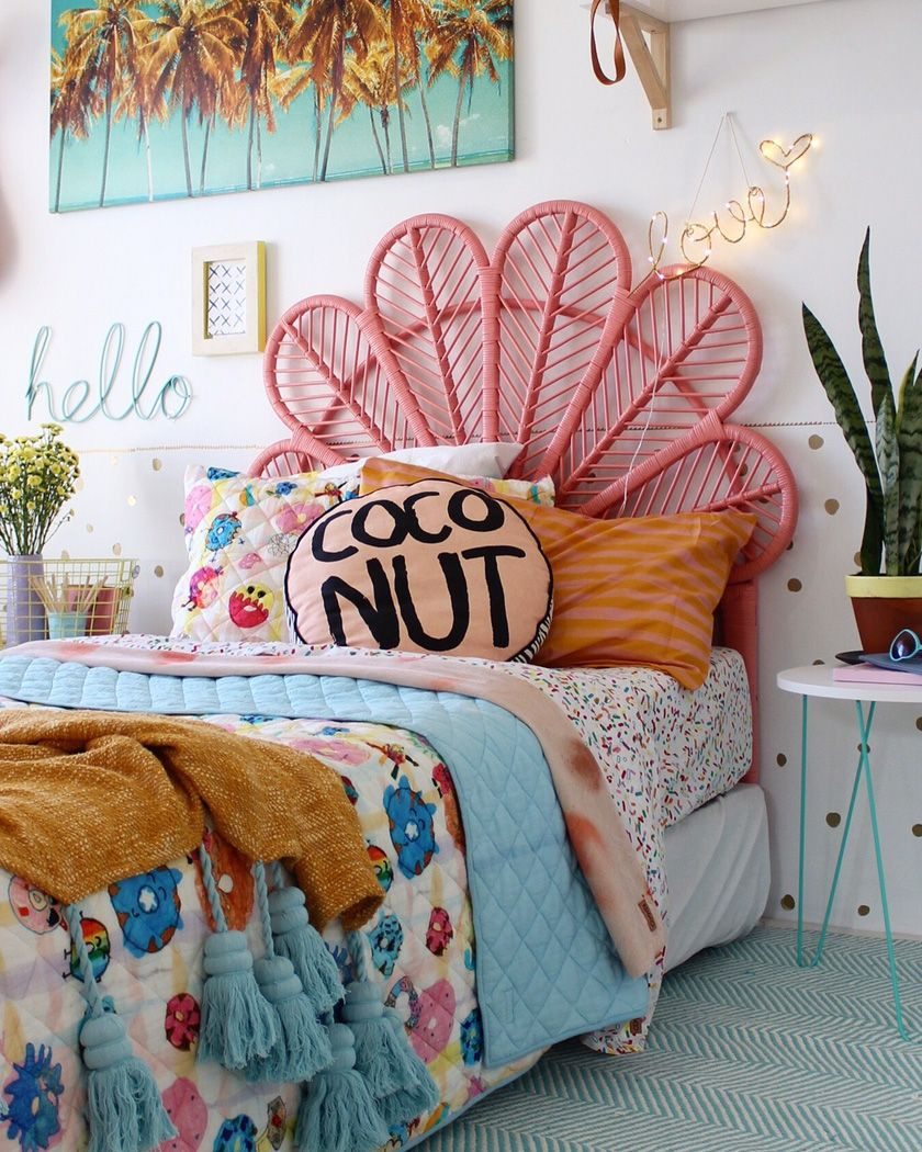 Tips And Ideas To Set Up A Tropical Kids Bedroom Shake My Blog