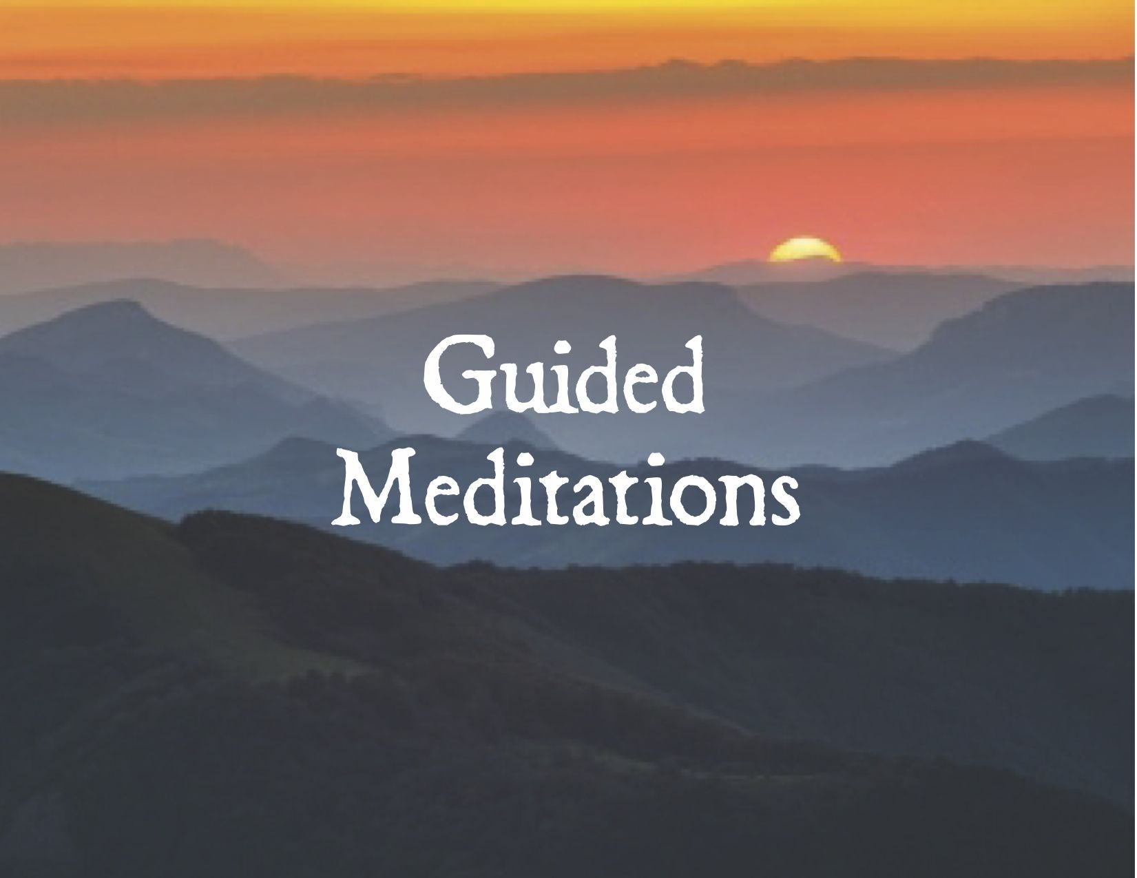 Bildresultat för guided meditation