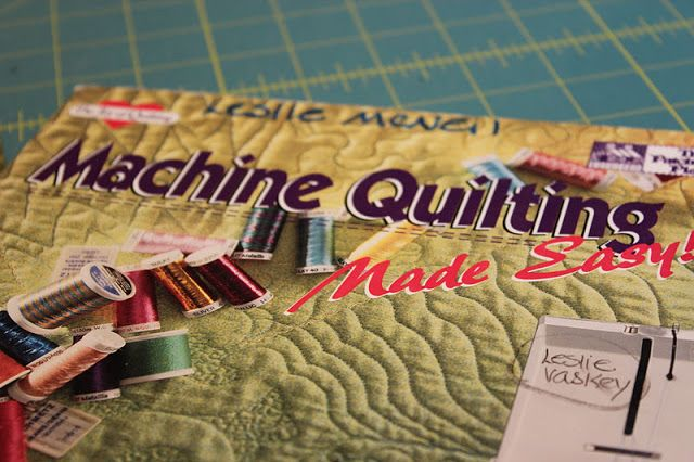 MarveLes Art Studios: Free Motion Quilting Made Easy Book