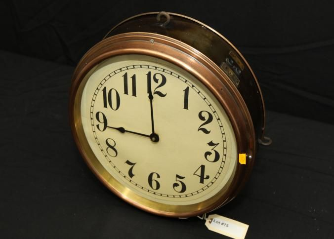 Welcome To Clock Auction