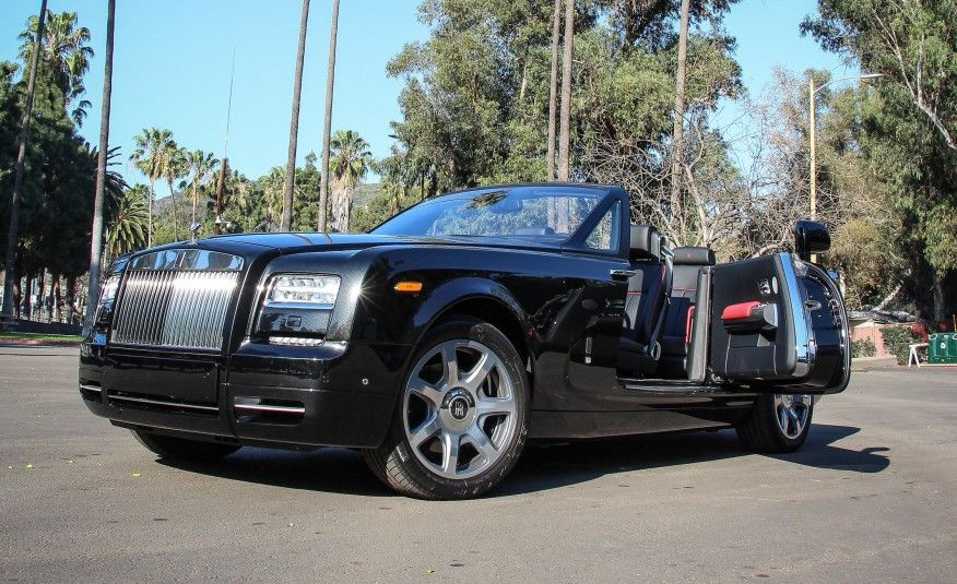 Rolls-Royce Phantom Drophead Coupé Nighthawk Edition