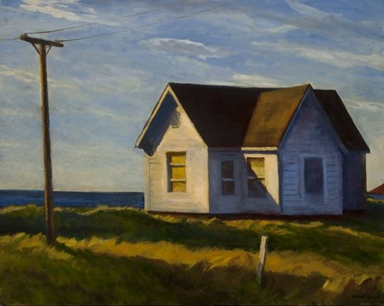 Art Painting Houses Google Search