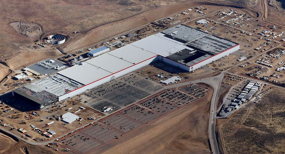 Gigafactory Chemical Spill Makes Tesla Evacuate A Small