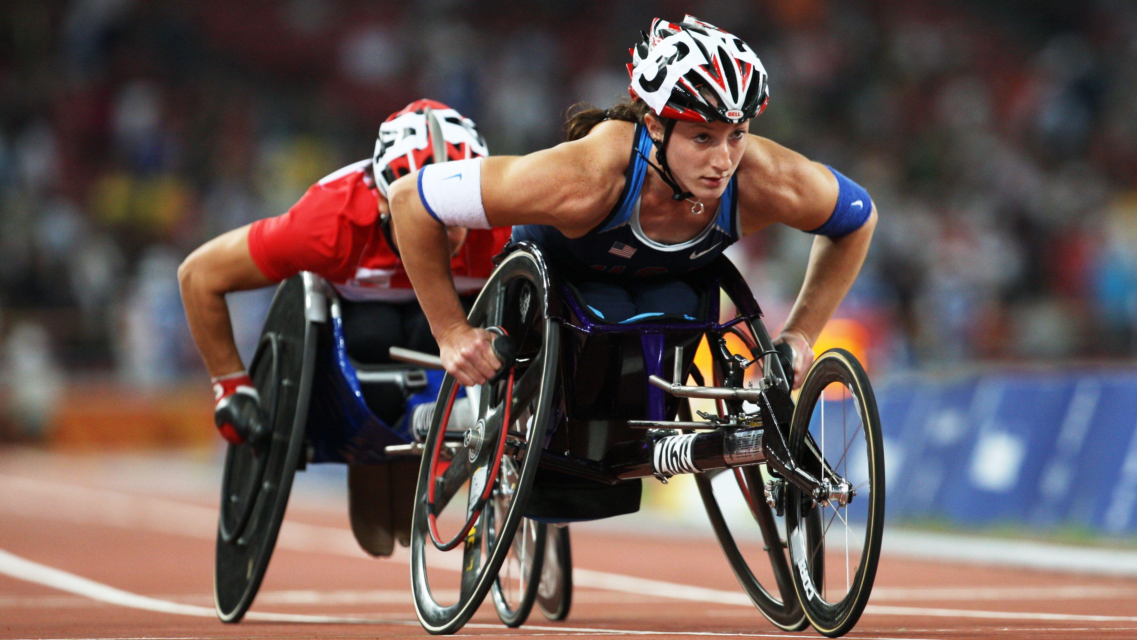 Pin by John Nichols on Disabilities Athlete