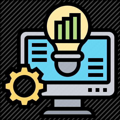 Analysis Marketing Quantitative Report Research Icon Download On Iconfinder Web Design Icon Icon Icon Design