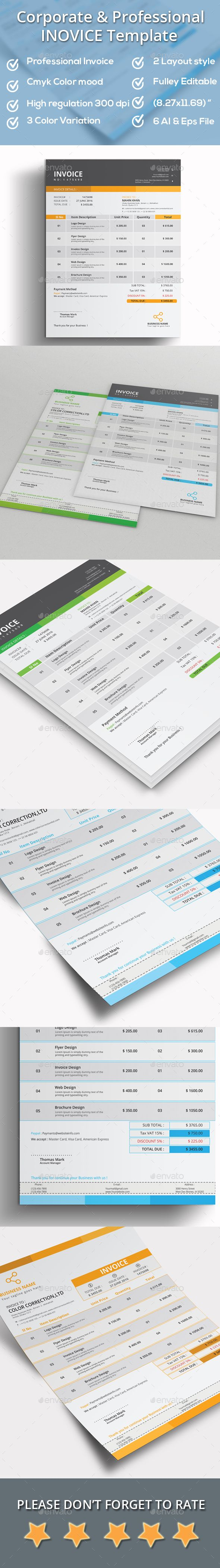 professional invoice templates templates and invoice template professional invoice templates only