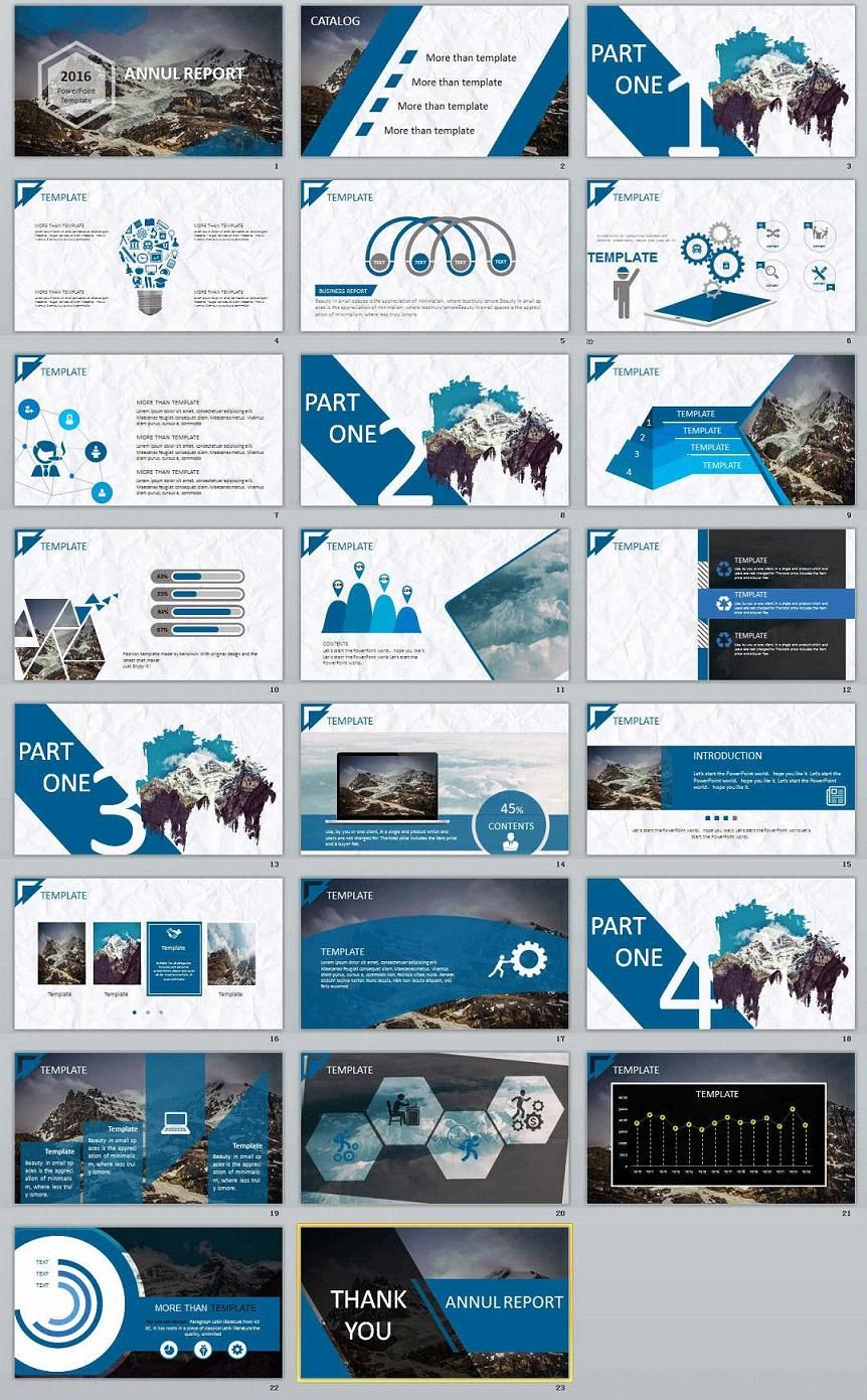 23+ business professional PowerPoint templates