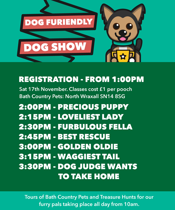 Our Tails Are Wagging For Our England Launch Event This Weekend At Bath Country Pets Not Only Are We Hosting A Pawesome T Dog Show Santa Paws Animal Nutrition