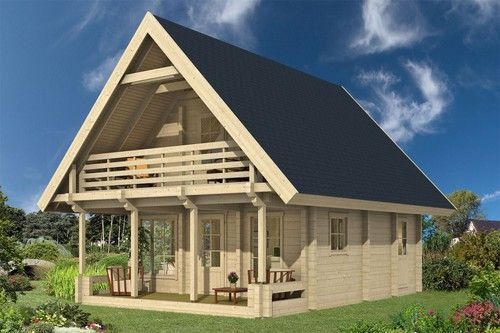 Garten Und Freizeithaus Kelkheim 90 Premium Small Spaces