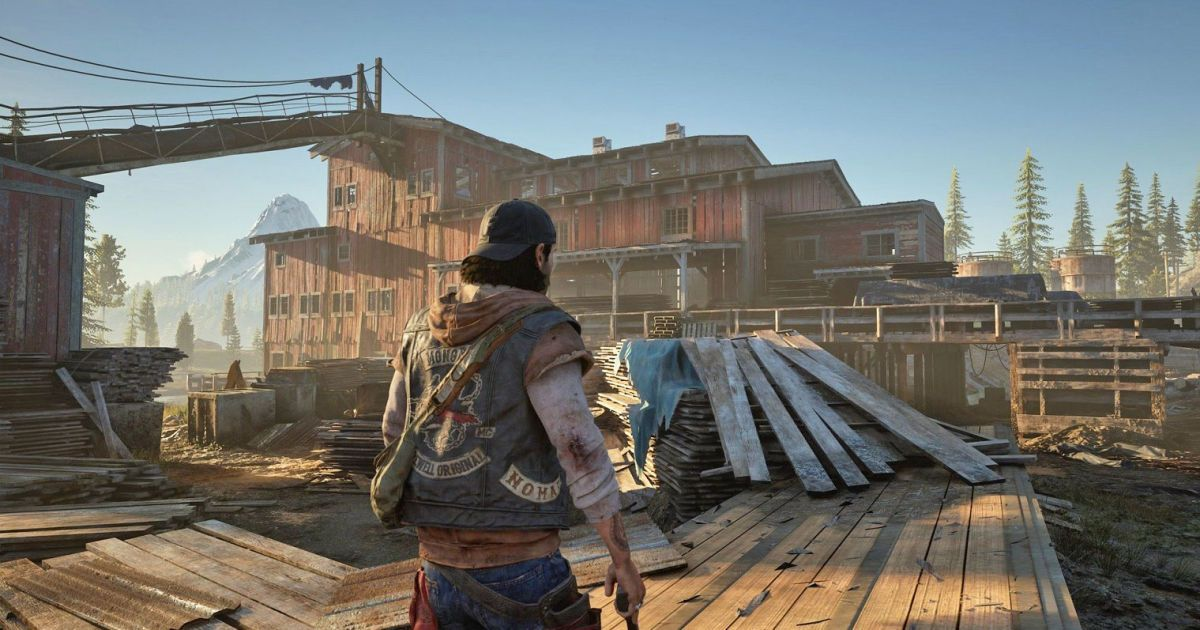 Ps4 Zombie Survival Game Days Gone Delayed Until 2019 Days Gone