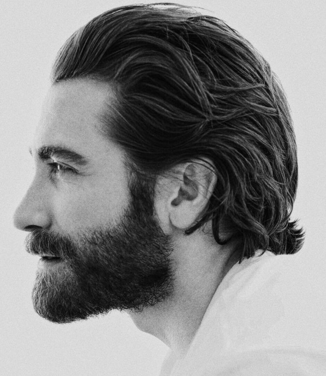 10+ Medium length hairstyles for men ideas