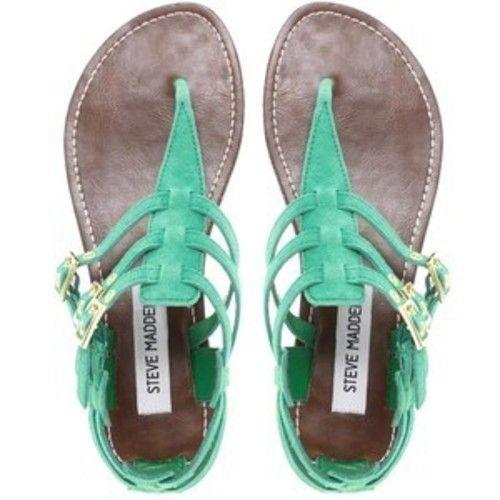 steve madden sandals <3 color