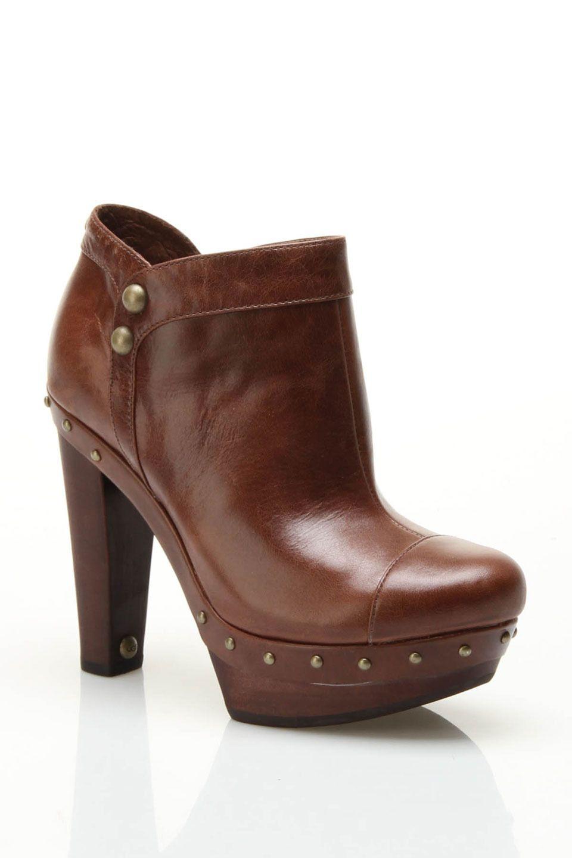 Ambrogia Heel Booties