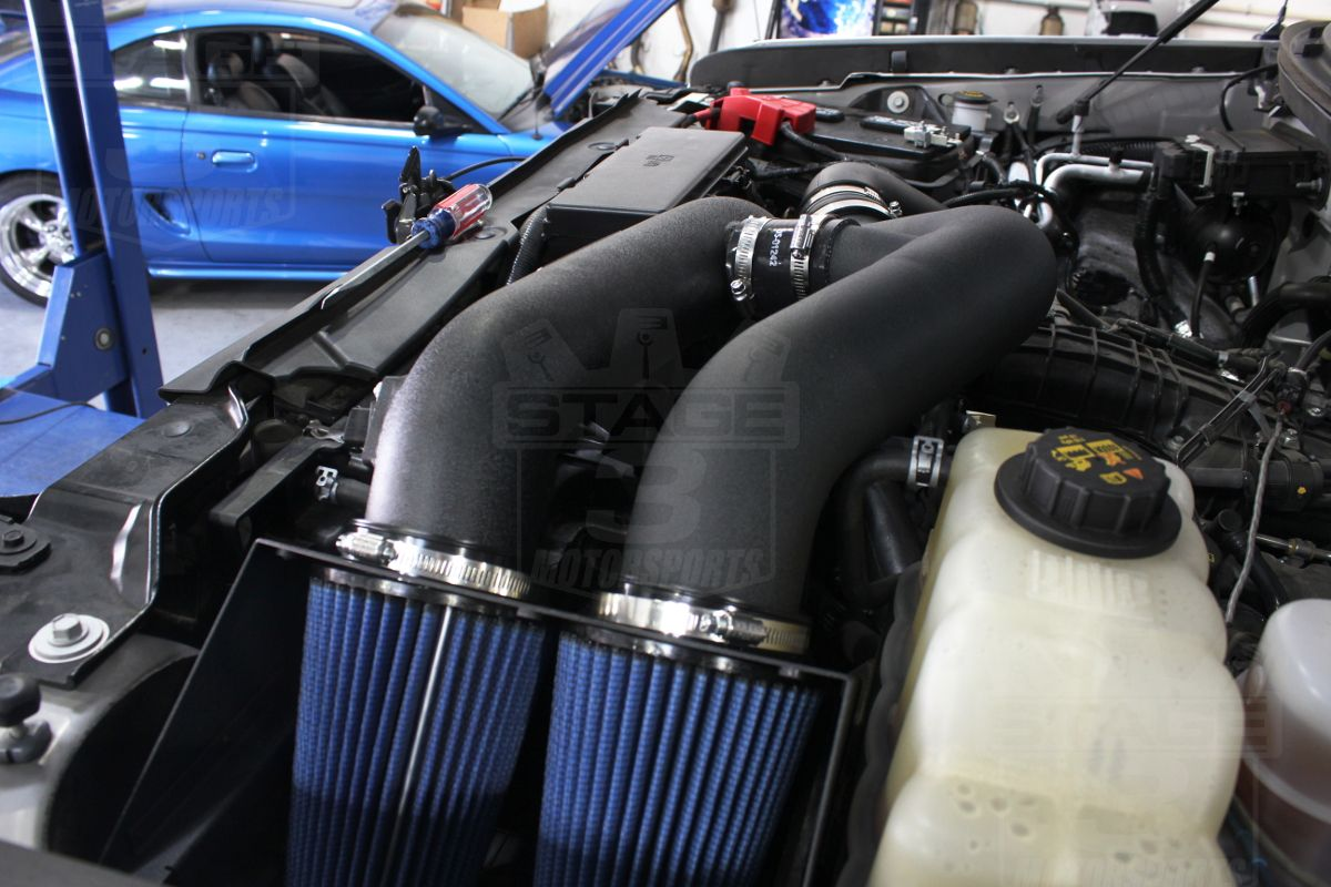 2011 F150 Ecoboost Afe Stage 2 Cold Air Intake Installed Ford F150 2014 Ford F150 F150