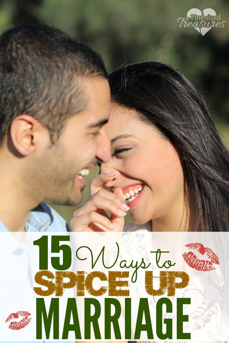 15 Ways To Spice Up Your Marriage  I Love You  Marriage -5680
