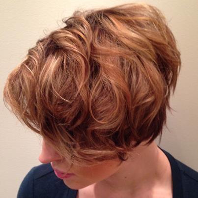 Fantastic #style by Jolan. #short hair