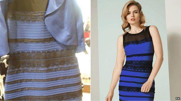 Optical Illusion Dress Colour Debate Goes Global Colorful Dresses Optical Illusion Dress Black And Blue Dress