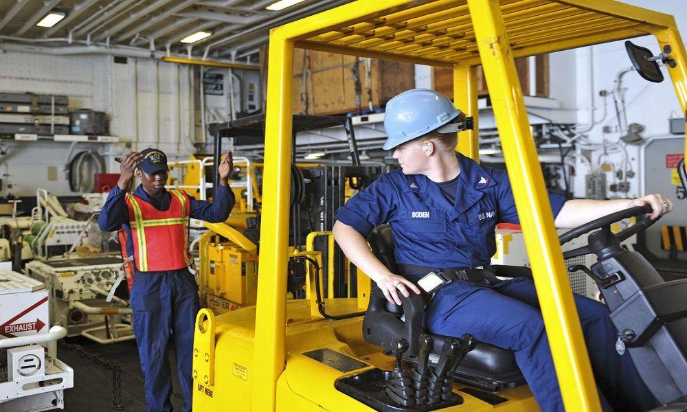 Forklift Training A Mean for a Safer Forklift Operation