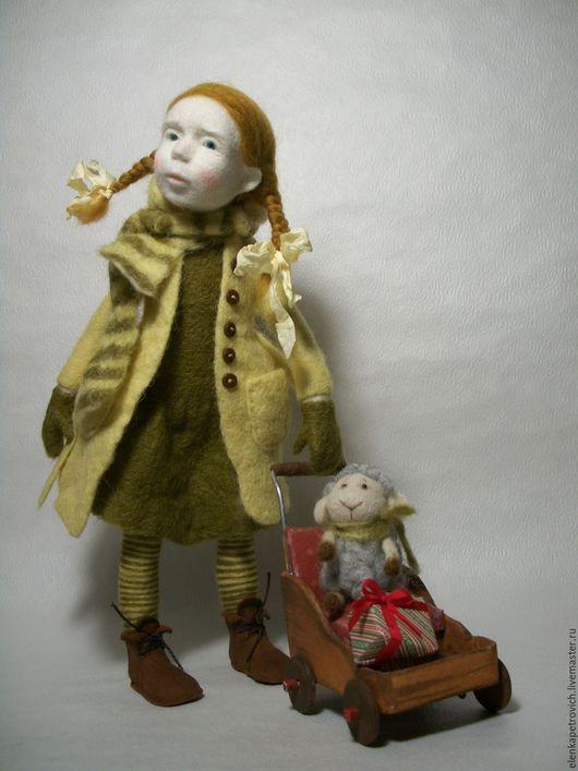 Коллекционные куклы ручной работы. Ярмарка Мастеров ...