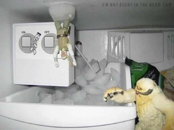 Hoth in your freezer - Imgur