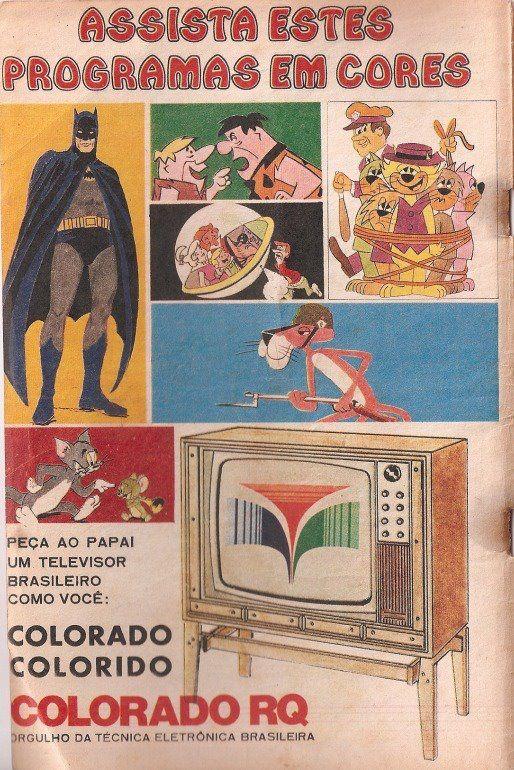 Propagandas de Gibi | Memórias | Anúncios antigos, Anúncios