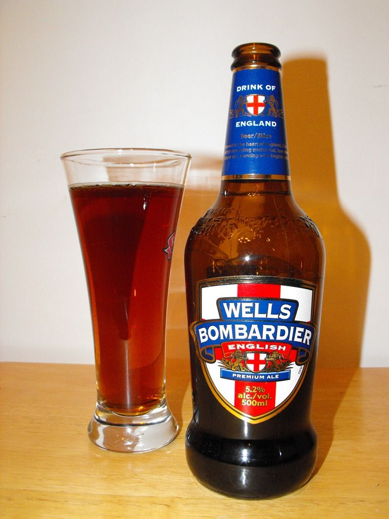 One Quick Look At This Bottle Shows That Charles Wells Bombardier Is An English Beer Through And Through The Brewery It S Made In Has Been Operational Sin Ales
