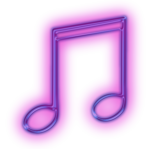3D Purple Music purplemusicnoteclipart113611