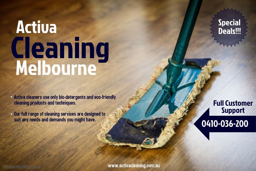 Activa Cleaning Melbourne Cleaning Companies Cleaning Service Floor Cleaning Services