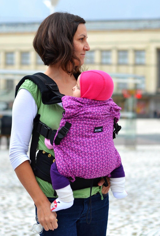 KiBi violet for my Violet !   baby Carrier   Baby f381b388344