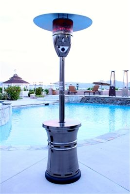 Alto Patio Heater   48,000 BTU. After Years Or Research And Development  Lava Heat Italiau0027s