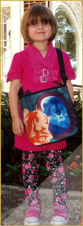 Panda Small Cross Body Bucket Handbag by Salvador Kitti On Sale From My Original Painting Shy Beauty Red Panda Small Cross Body Bucket Handbag by Salvador Kitti On Sale F...