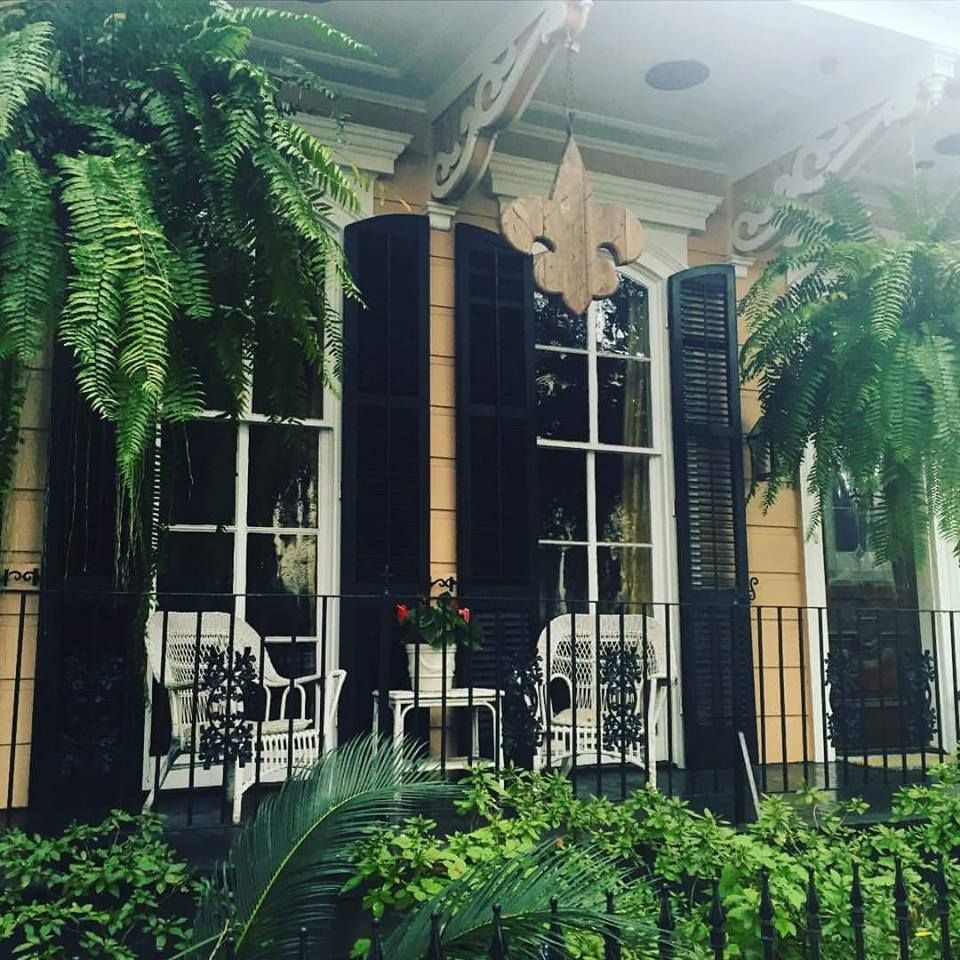 Nothing like a morning stroll through the Garden District, chicory coffee in hand ⚜ tchoupindustries.com | #NOLA #NewOrleans #Louisiana