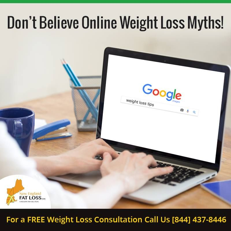 Misinformation often prevents long-lasting #weightloss. So, we've compiled 7 weight loss myths to avoid.