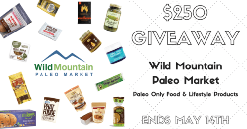 $250 Wild Mountain Paleo Market Gift Certificate Giveaway{us}... sweepstakes IFTTT reddit giveaways freebies contests