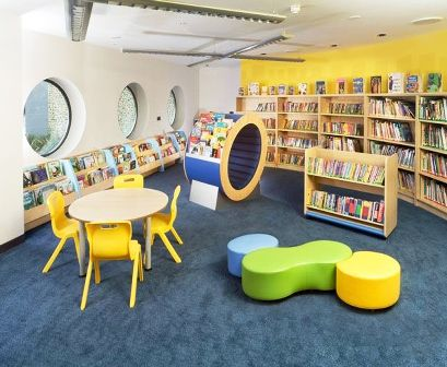 Library Design  Library Ideas  Classroom Furniture  Child Room  Furniture  Design  Woodstock  Entryway  Preschool  Entrance. Pin by Cindy Colson on Library Designs   Pinterest   Future school
