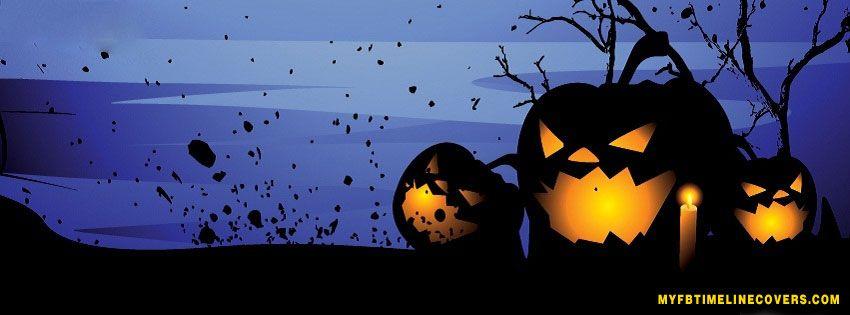Scary Halloween Facebook Cover My Facebook Time Line Covers Halloween Facebook Cover Halloween Cover Photos Halloween Images