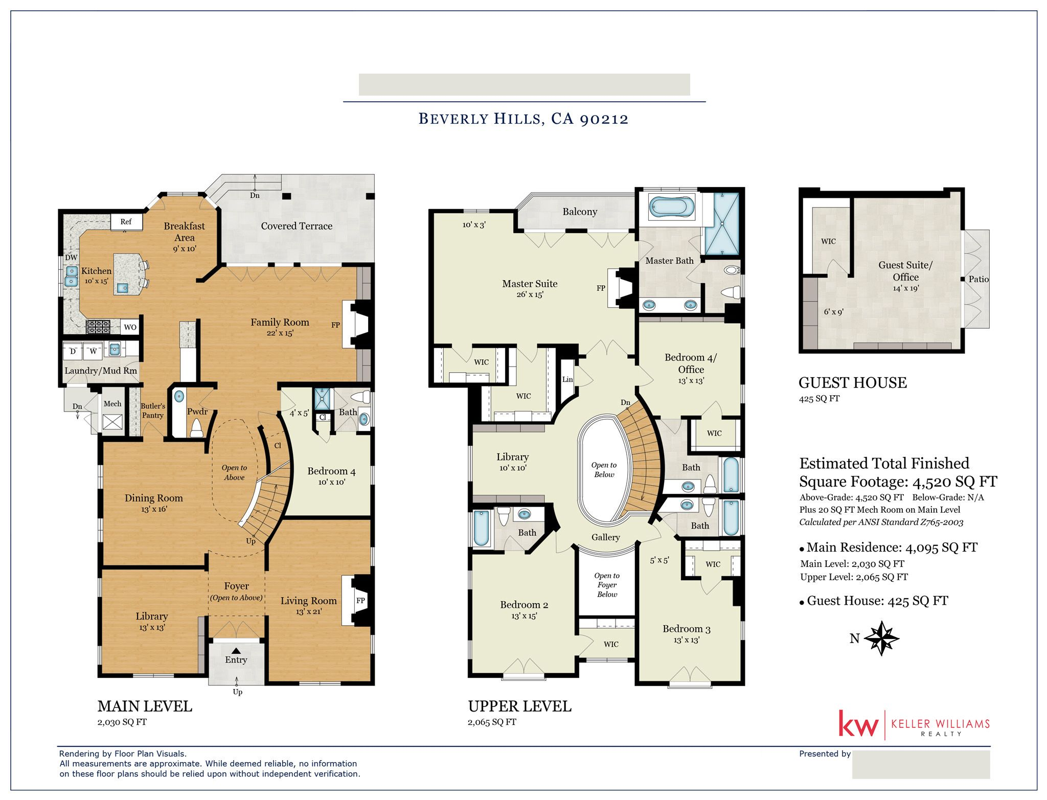 Location Beverly Hills Ca Property Type Single Family Home Size 4 520 Sq Ft O Mansion Floor Plan Floor Plans Modern Floor Plans