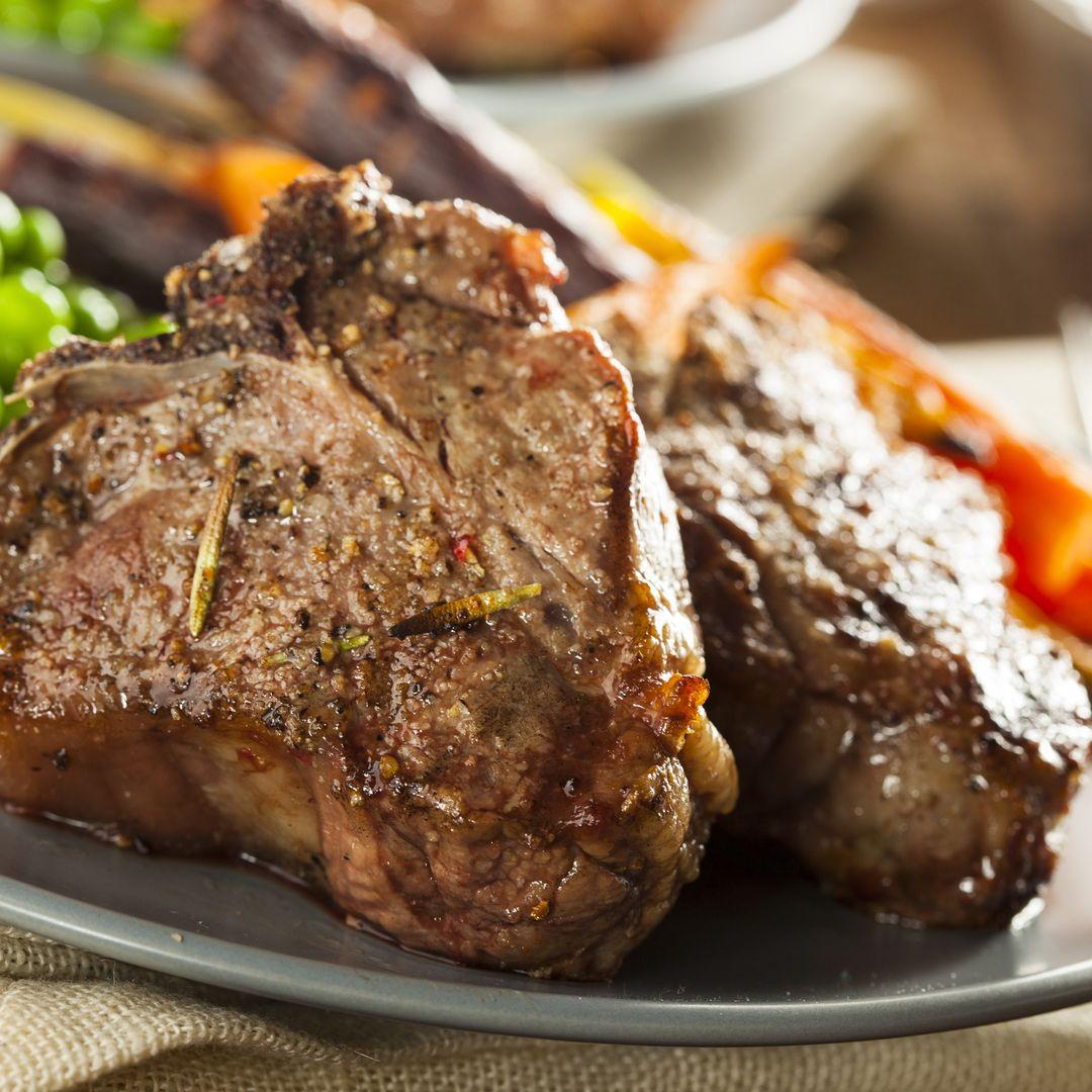 Marinated Lamb Chops | Slow cooker lamb, Lamb recipes ...