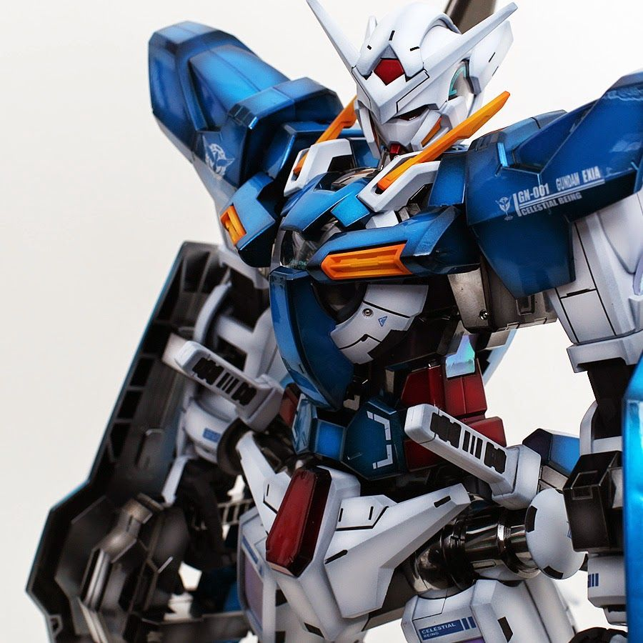 6c269406ba5 GUNDAM GUY  1 60 Gundam Exia - Painted Build