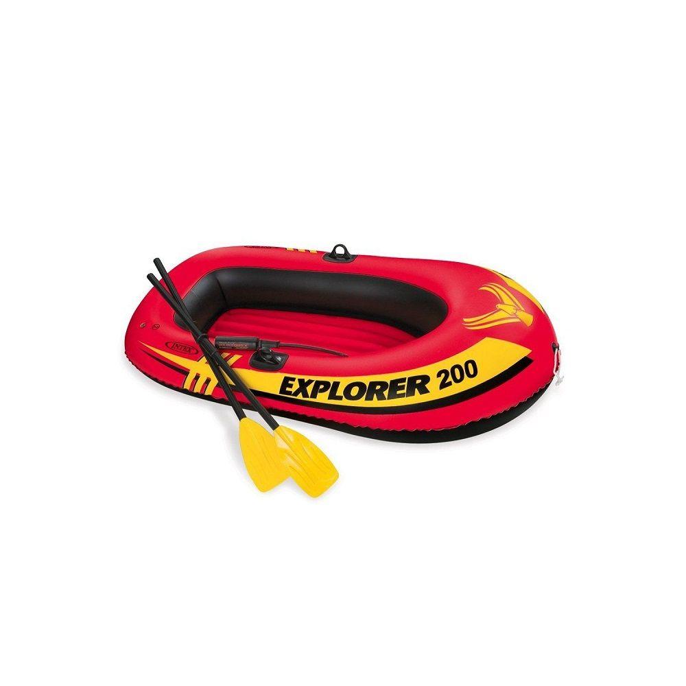 Intex Explorer 200 Boat Set (58331)