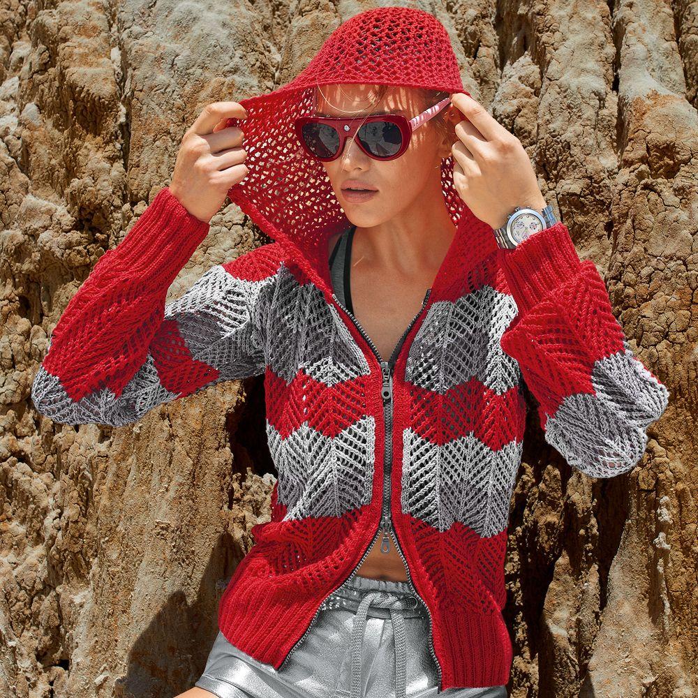 вязаные куртки женские крючком фото информация