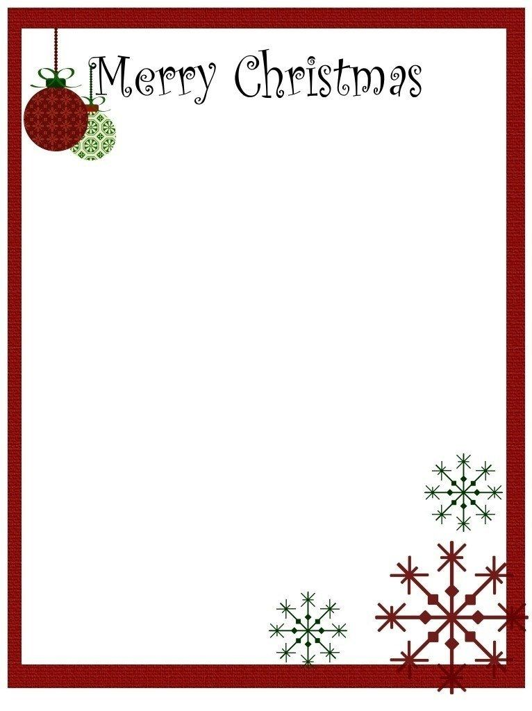 Christmas Letter Templates Microsoft Word Free Webpixer throughout