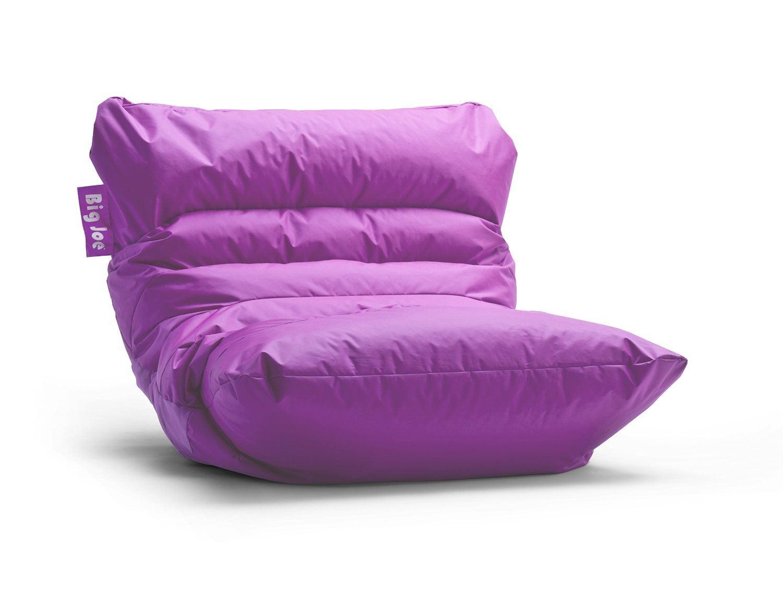 Amazon Com Big Joe Roma Bean Bag Chair Spicy Lime Beanbag Chairs For Teens Bean Bag Chair Bean Bag Bean Bag Lounger