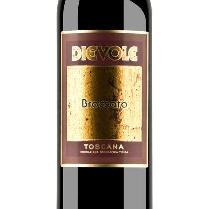 Dievole Broccato Toscana Rosso Igt 2010 Rotwein Wein Weinflasche Rotwein