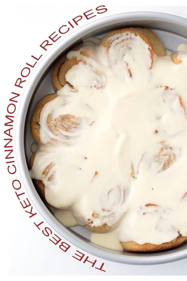Keto Cinnamon Roll Recipes You Want Them And I Ve Got Them 25 Of
