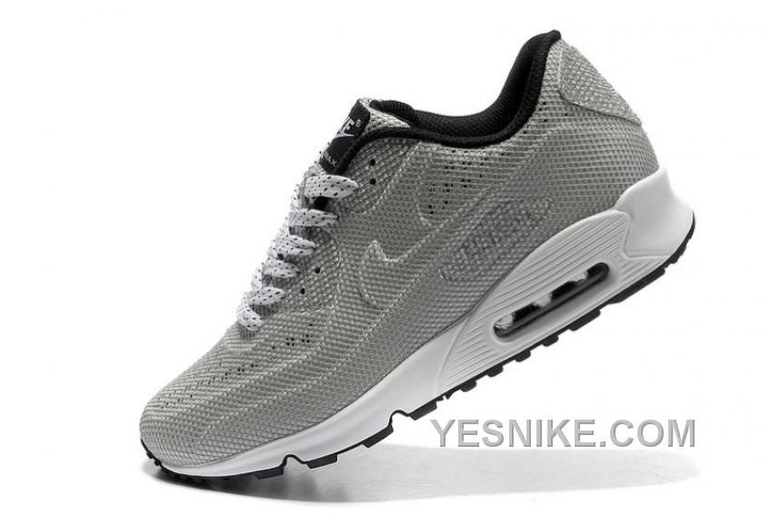 premium selection b2d08 59799 Womens Air Max 90 VT Silver White! 60.00USD Nike Air Jordans, Nike Air