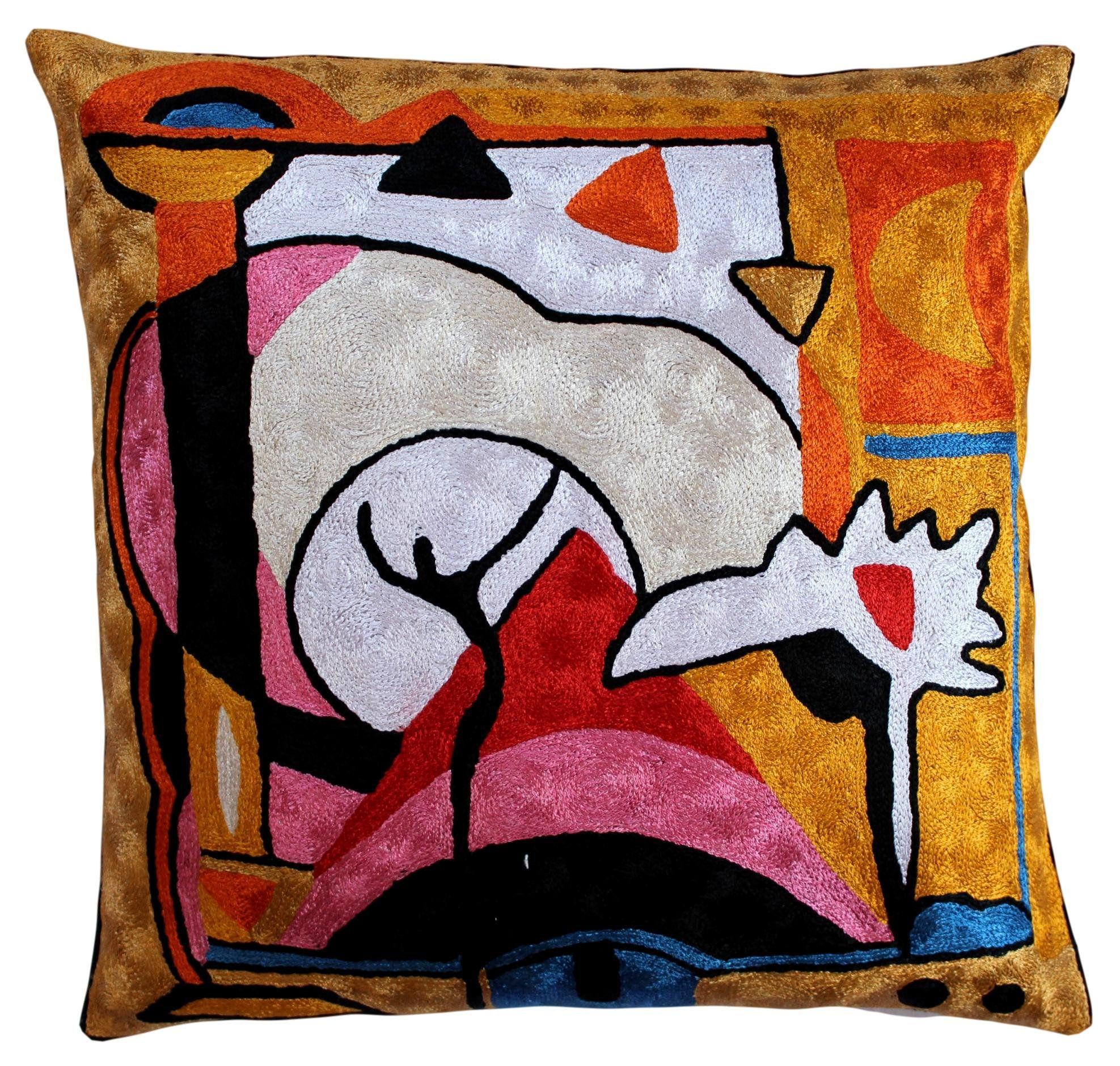 Pin by designer kashmir on handmade cushion covers pinterest